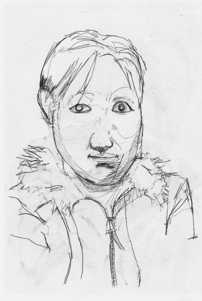Bart Portrait