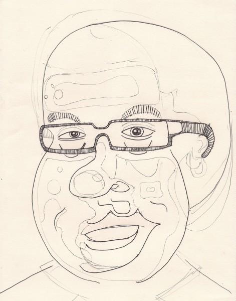 Blobby Jazz Face
