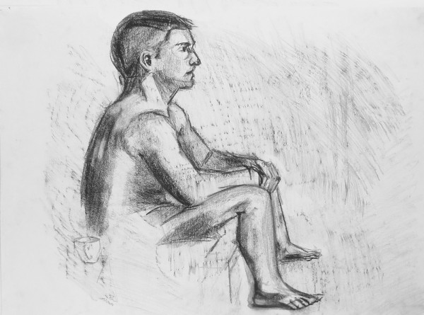 Male-Seated-Pose
